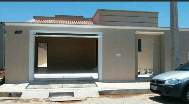 Casa nova bairro São Carlos