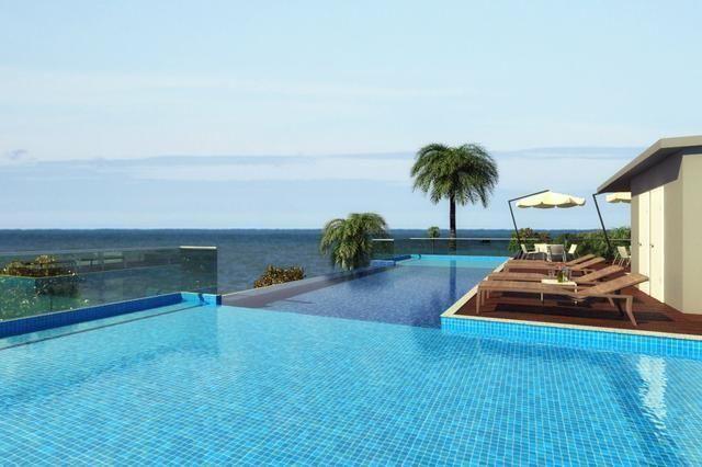 Excelentes flats de Alto Padrão na Praia de Serrambi - com lazer completo - Aproveite