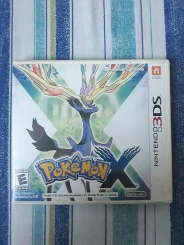 Pokémon X + Pokémon Omega Ruby Nintendo 3ds