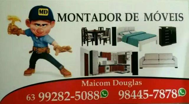 Montador de móveis !!!!!! profissional!!!!