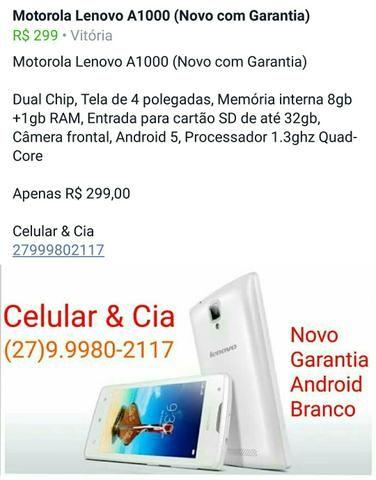 Celular Novo (Motorola)