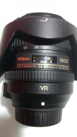 Nikon Lente 24-85mm FX