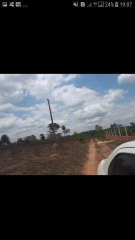Vendo terreno no bananal