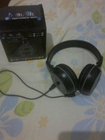 Headphone Sem Fio