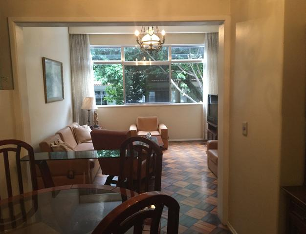 Apartamento área nobre da Tijuca