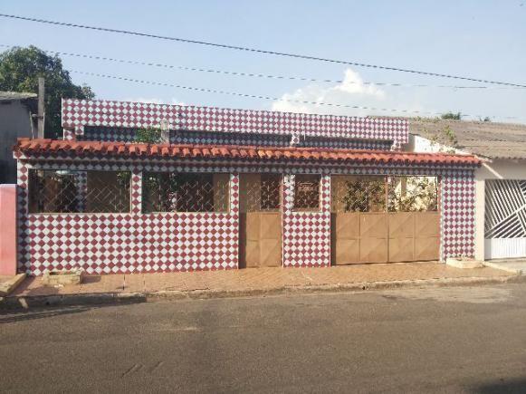 Casa em Monte Alegre-Pará, 04 quartos