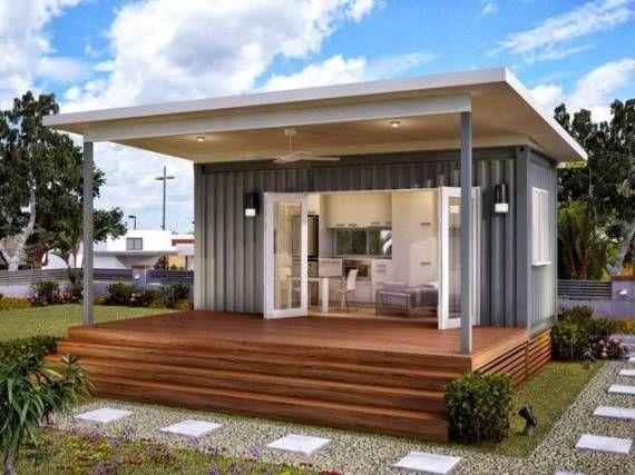 Casa Container 15 m²