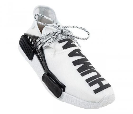 Tênis Masculino Adidas NMD PW HU Branco