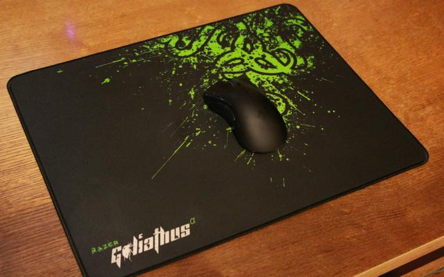 Mousepad razer goliathus speed
