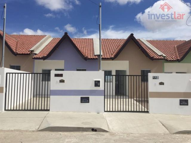 Casa residencial à venda, Portal Sudoeste, Campina Grande.