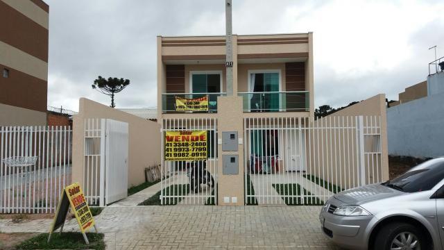 SOBRADO no bairro Umbará, 2 dorms, 2 vagas - SB0046