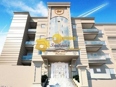Apartamento 1 dormitório de frente ao mar apenas 160 mil