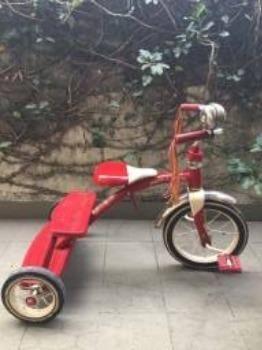 Triciclo Retrô Infantil