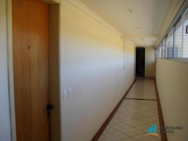 Flat residencial para locação, Mucuripe, Fortaleza. - Foto 10