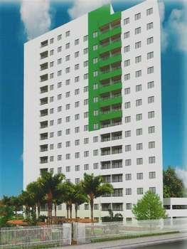 Apartamento com 3 dormitórios para alugar, 63 m² por R$ 1.509/mês - Monte Castelo - Fortal - Foto 12