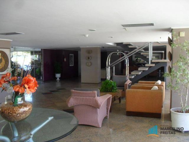 Flat residencial para locação, Mucuripe, Fortaleza. - Foto 8