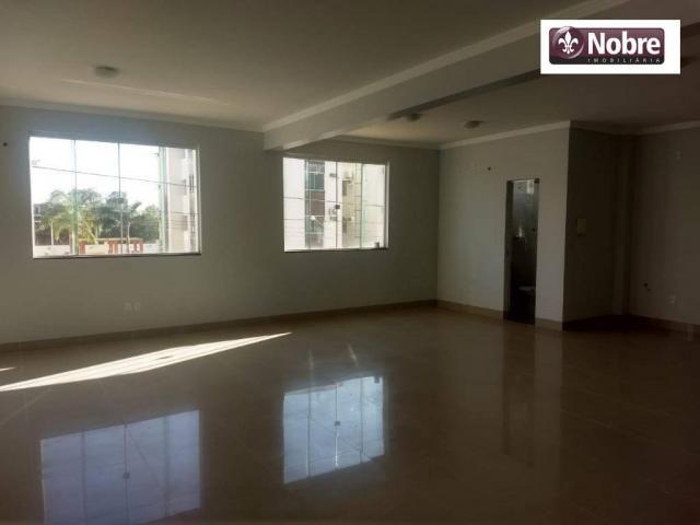 Sala para alugar, 187 m² por r$ 4.005,00/mês - plano diretor sul - palmas/to - Foto 13