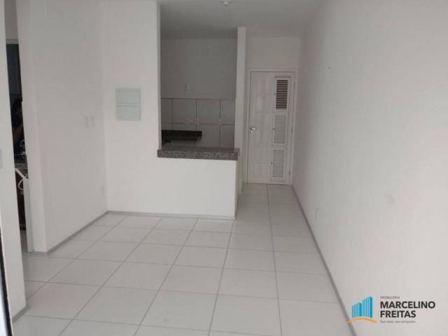 Apartamento residencial para locação, Prefeito José Walter, Fortaleza. - Foto 15