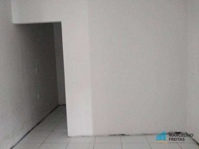 Ponto para alugar, 33 m² por R$ 459/mês - Álvaro Weyne - Fortaleza/CE - Foto 3