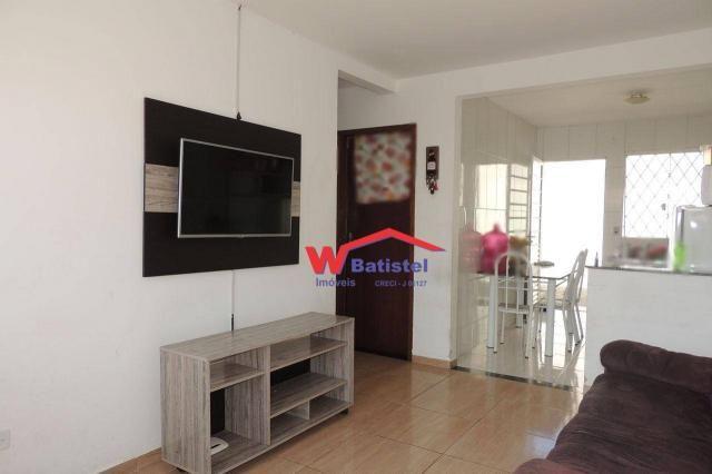 Casa com 3 dormitórios à venda, 56 m² por r$ 190.000 - rua presidente faria nº 1317 - são  - Foto 3