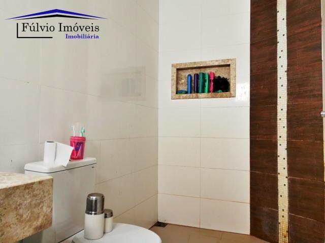 Casa moderna,Vicente Pires, condomínio fechado, toda na laje, cozinha independente - Foto 9