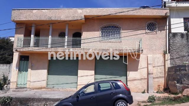Casa à venda com 5 dormitórios em Novo glória, Belo horizonte cod:766818