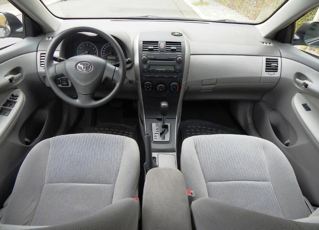 Toyota Corolla 2010/2010 1.8 XLI 16V Flex 4P Automático Completo Muito Conservado - Foto 9