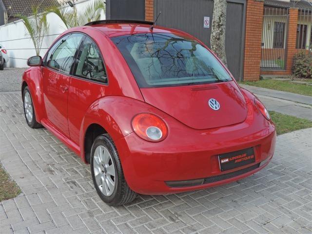 Volkswagen New Beetle 2.0 Com Teto Solar 2008 - Foto 4