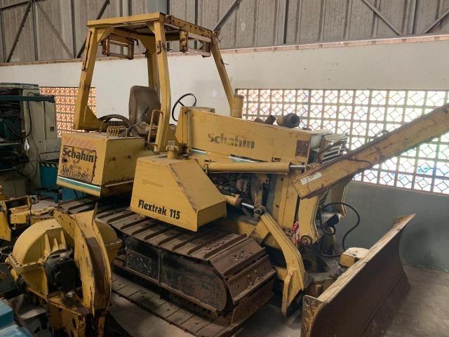 Valetadeira autopropelida Vermeer Flex Trak 115