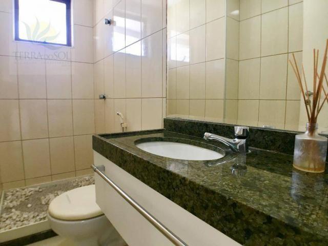 Apartamento com 3 dormitórios à venda, 149 m² por R$ 875.000 - Guararapes - Fortaleza/CE - Foto 6