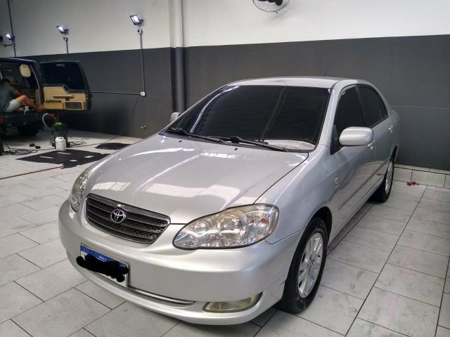 Corolla xli 2007 c/ gnv
