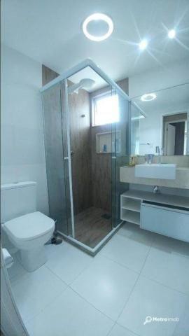 Apartamento com 2 dormitórios à venda, 74 m² por R$ 520.000,00 - Ponta da areia - São Luís - Foto 16