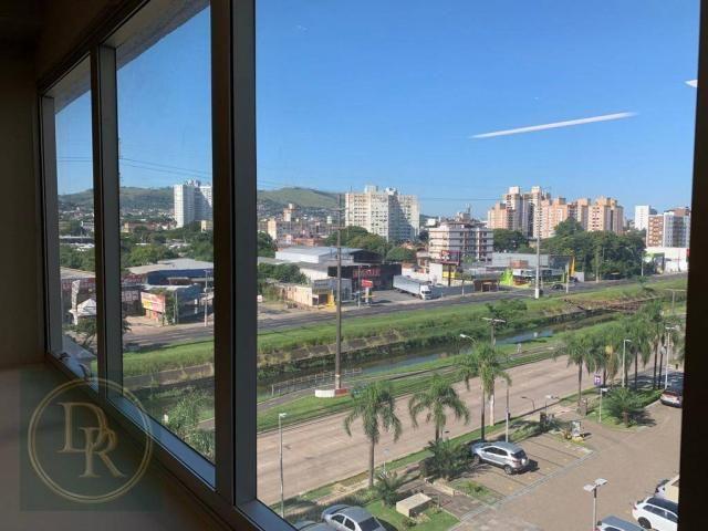Sala para alugar, 140 m² por R$ 6.400/mês - Central Parque - Porto Alegre/RS - Foto 6