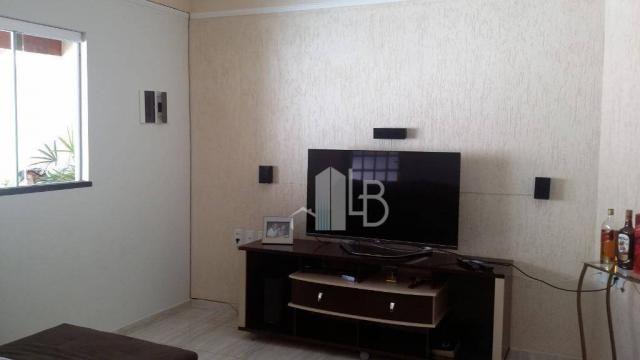 Casa com 3 dormitórios para alugar, 110 m² por R$ 1.600,00/mês - Jardim Holanda - Uberlând - Foto 7