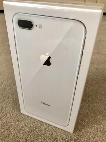 Iphone 8 plus 64 gb barato e lacrado