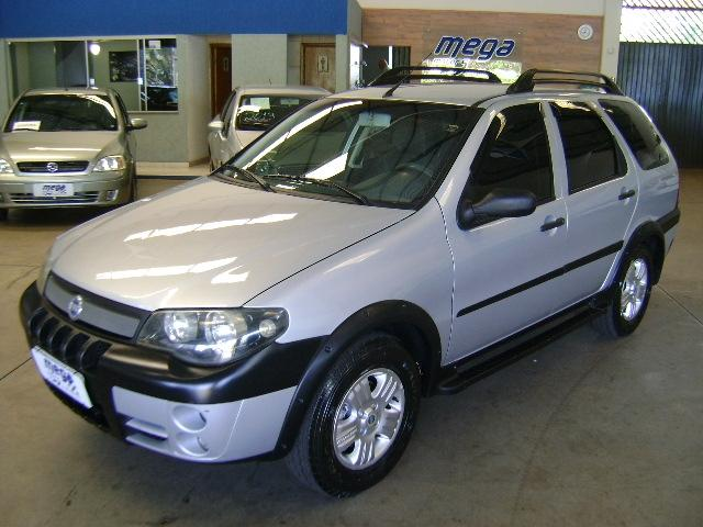 Palio Weekend Adventure 1.8 8V (Flex) Confira! 2005