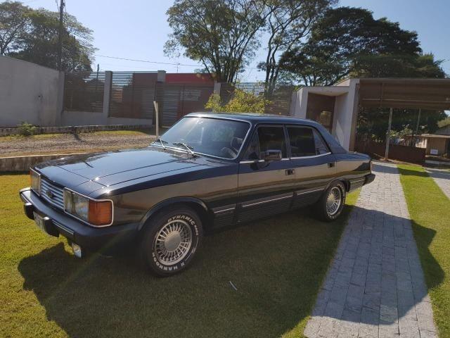 Opala Diplomata 1985 6CIL. Completo Impecavel - Foto 14