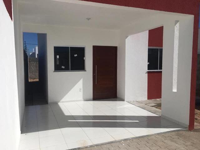 Vende-se Excelente Casa 2/4 no Nova Mossoró 3, Mossoró-RN. Loteamento Nova Mossoró - Foto 2
