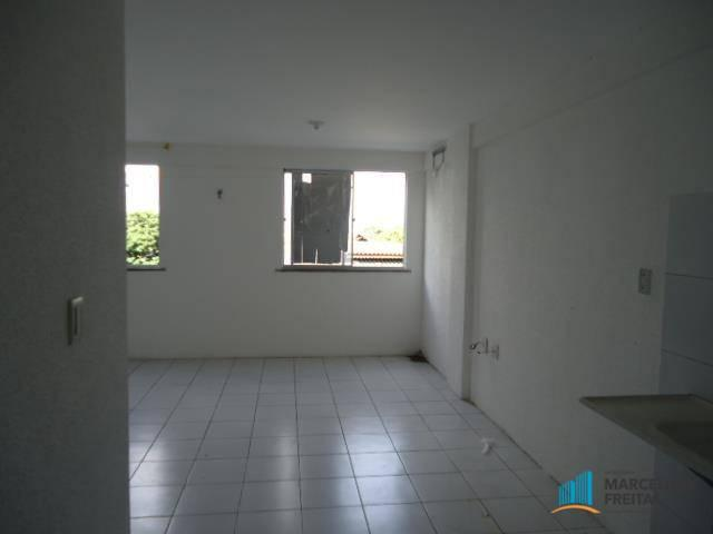 Apartamento com 1 dormitório para alugar, 50 m² por R$ 609,00/mês - Centro - Fortaleza/CE - Foto 3