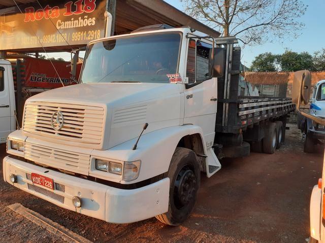 MB 1618 Truck Graneleiro Reduzido - Foto 2