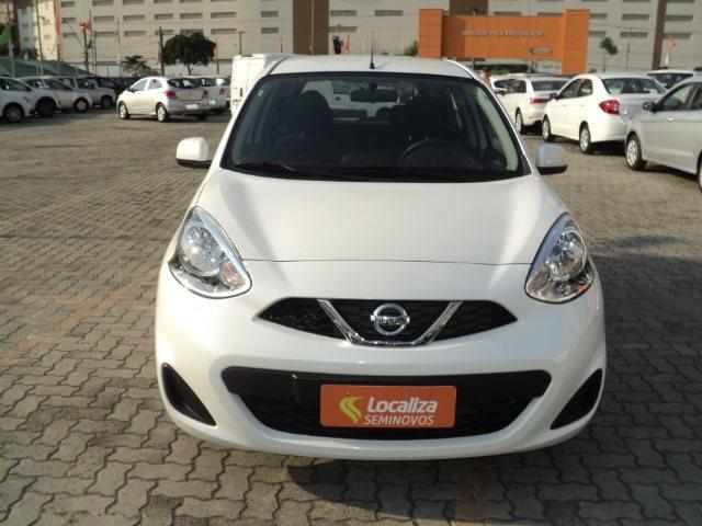 NISSAN MARCH 2018/2019 1.0 S 12V FLEX 4P MANUAL - Foto 5