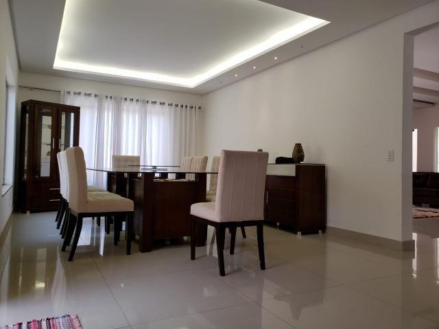 Samuel Pereira oferece: Mansão Moderna Vicente Pires 3 Piscinas 5 Suites Churrasqueira - Foto 11