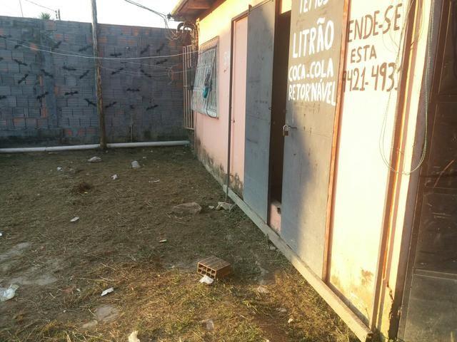 Vendo casa 55 mil no Aguas Claras - Foto 4