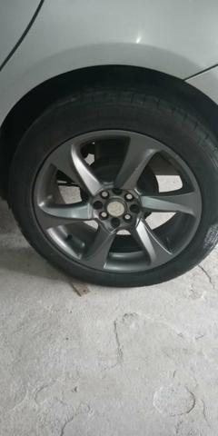 Rodas aro 17 pneus Zero - Foto 5