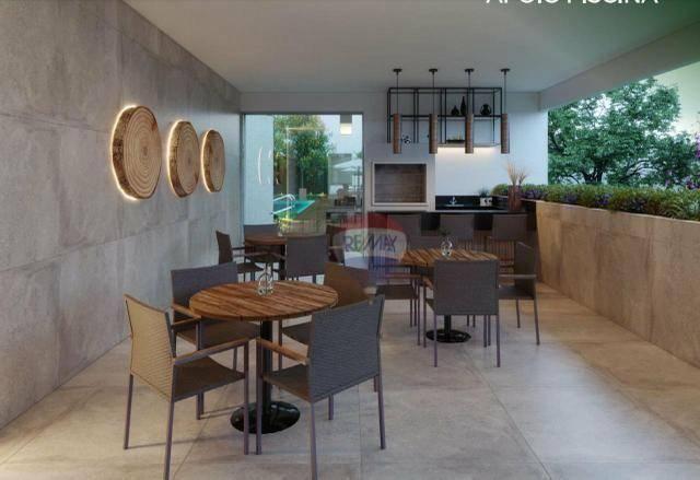 Apartamento com 3 dormitórios à venda, 122 m² por R$ 924.230,00 - Casa Forte - Recife/PE - Foto 7