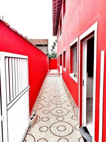 Casa à venda com 2 dormitórios em Nova itanhaém, Itanhaém cod:1356 - Foto 3