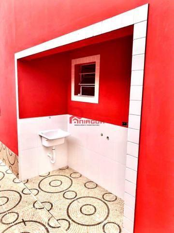 Casa à venda com 2 dormitórios em Nova itanhaém, Itanhaém cod:1356 - Foto 8