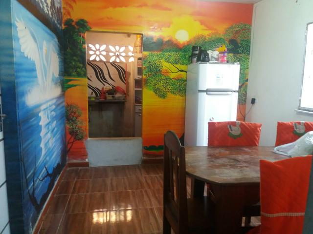 Vendo casa 55 mil no Aguas Claras - Foto 6