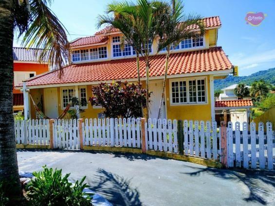 Casa à venda com 5 dormitórios em Açores, Florianópolis cod:A1043
