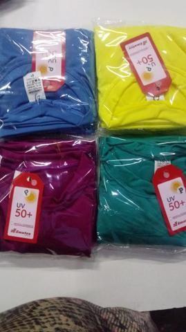 Blusa UV para lojistas, atacado, a blusa do sucesso no verão - Foto 3